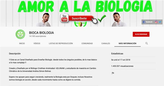 Bioca Biología