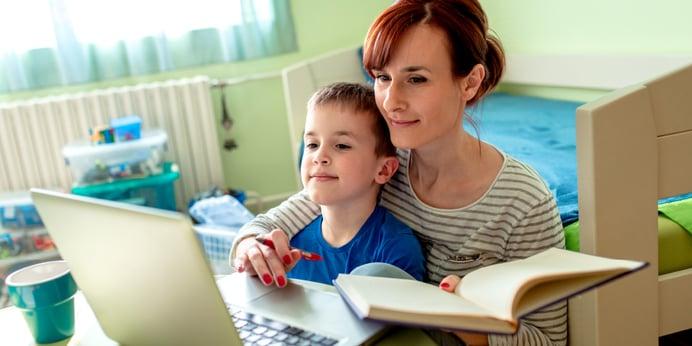 Acompañar a tu hijo a convertirse en un influencer