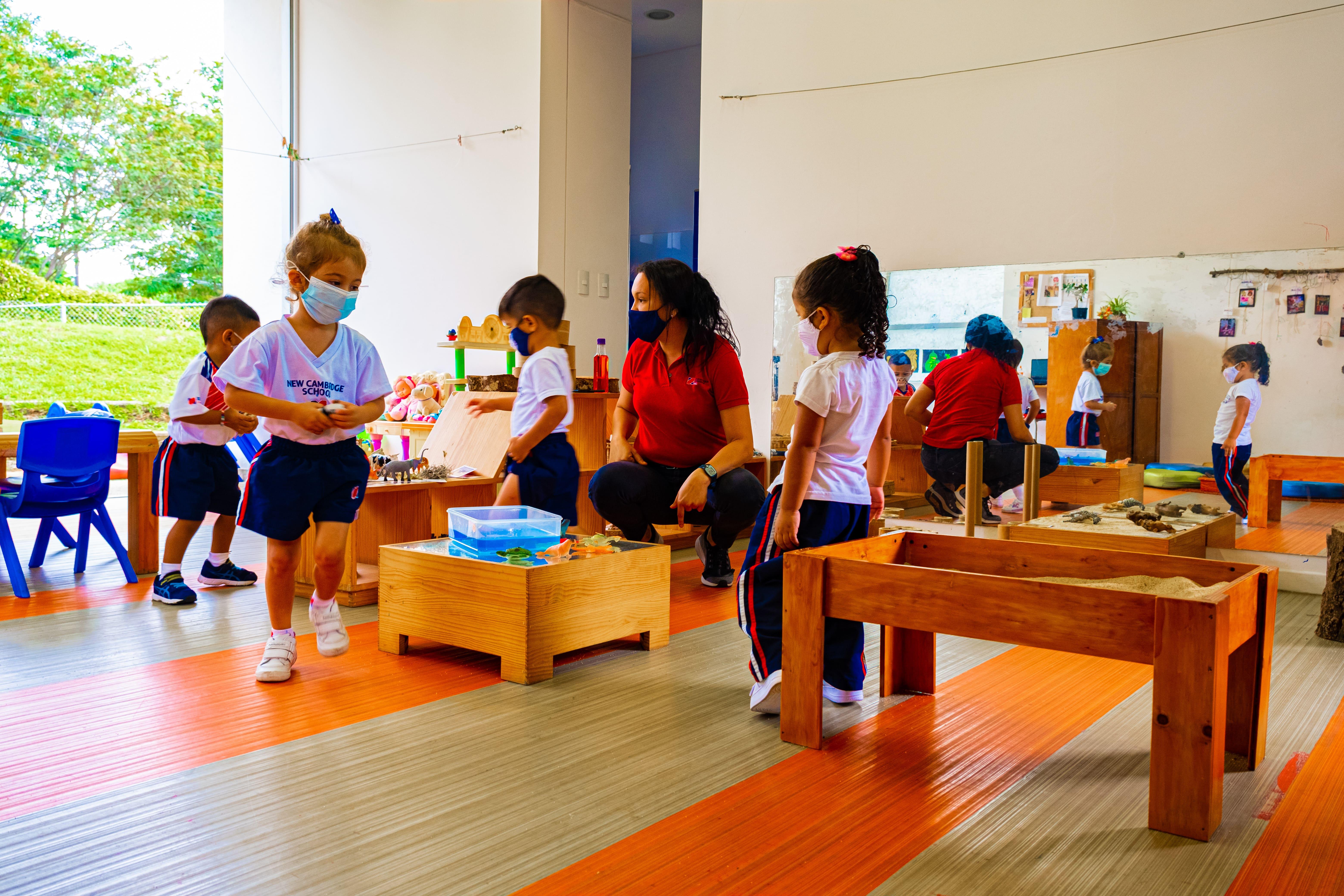 Cuento sobre el cuidado del cuerpo para niños