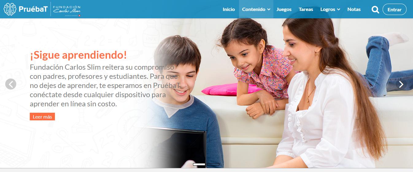 Cursos en línea para niños
